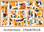 decorative abstract collection...   Shutterstock .eps vector #1966878118