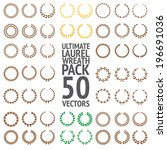 ultimate laurel wreath pack 50...