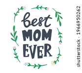 Mothers Day Greeting Card With...