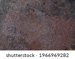 Rust And Soot With Carbon...