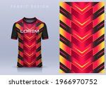 fabric textile design for sport ... | Shutterstock .eps vector #1966970752