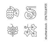 seasonal allergen causes linear ... | Shutterstock .eps vector #1967016955
