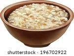 cereales,primer plano,cocido,cocina,dieta,escamas,ingrediente,nutrición,avena,avena,gachas de avena,cuáqueros,semilla,merienda,sabrosa