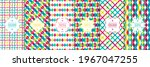 collection of vector colorful...   Shutterstock .eps vector #1967047255