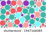 Colorful Random Circles...