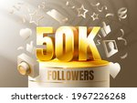 thank you followers peoples ... | Shutterstock .eps vector #1967226268