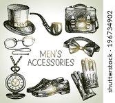 Sketch Gentlemen Accessories....