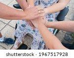 caregiver  specialized...   Shutterstock . vector #1967517928