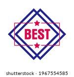vector premium exclusive label... | Shutterstock .eps vector #1967554585