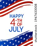 independence day vertical... | Shutterstock .eps vector #1967633008