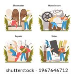 Shoemaker Concept Set....