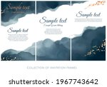 vector collection of  blue...   Shutterstock .eps vector #1967743642