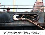 Small photo of Armament and equipment of the ship