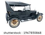 Legendary American Car Ford T ...