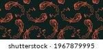 italian majolica tile....   Shutterstock .eps vector #1967879995