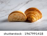 A Croissant  Is A Buttery ...