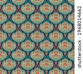 Seamless Pattern For Geometric...