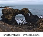 View Of Famous Natural Arch...