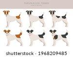 Parson Russel Terrier Clipart....