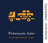 tow truck premium material ui...