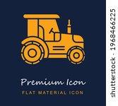 tractor premium material ui ux...