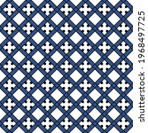 blue pattern in the style of...   Shutterstock .eps vector #1968497725