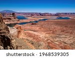Lake Powell Low Water Level