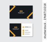 modern professional business...   Shutterstock .eps vector #1968713218