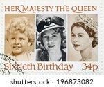 united kingdom   circa 1986  a... | Shutterstock . vector #196873082