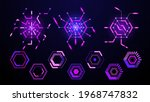 vector technology background....
