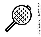 vector waffle iron icon....   Shutterstock .eps vector #1968761635
