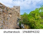 The Bodrum Castle View In Turkey