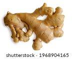 ginger. isolated ginger on...   Shutterstock . vector #1968904165