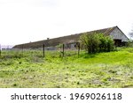 Old Brick Houses Of A Worker Of ...