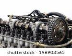 restoration of automobile... | Shutterstock . vector #196903565