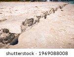 Wave Sand Beach Shore Erosion ...