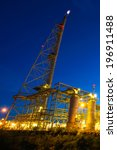 petrochemical plant | Shutterstock . vector #196911488