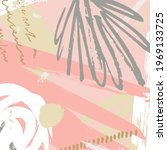 abstract vector background with ... | Shutterstock .eps vector #1969133725
