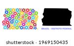 vector composition map of... | Shutterstock .eps vector #1969150435