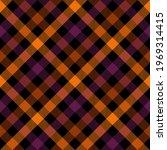 autumnal diagonal gingham....   Shutterstock .eps vector #1969314415