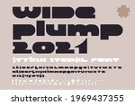 wide plump is a bold stylish... | Shutterstock .eps vector #1969437355