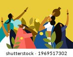 illustration of indian rural...   Shutterstock .eps vector #1969517302