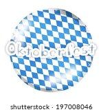 bavaria oktoberfest | Shutterstock . vector #197008046