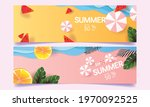 summer sale time holiday... | Shutterstock .eps vector #1970092525
