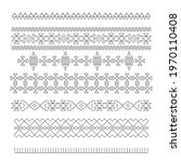 middle east arabic pattern... | Shutterstock .eps vector #1970110408