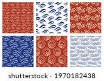 japanese  chinese seamless... | Shutterstock .eps vector #1970182438