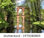 The Ruins Of An Aqueduct In The ...