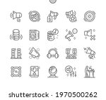 speaked. sound speakers....   Shutterstock .eps vector #1970500262