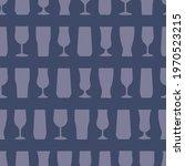 horizontal stripes of beverage... | Shutterstock .eps vector #1970523215
