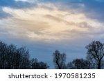 beautiful sunrise  sunset  in...   Shutterstock . vector #1970581235